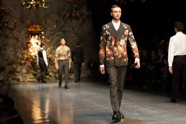 Dolce & Gabbana Fall/Winter 2013