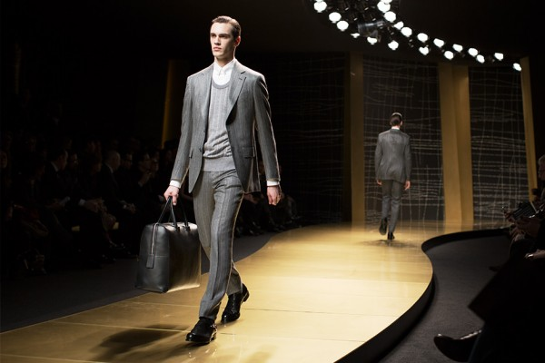 Ermenegildo Zegna Fall/Winter 2013