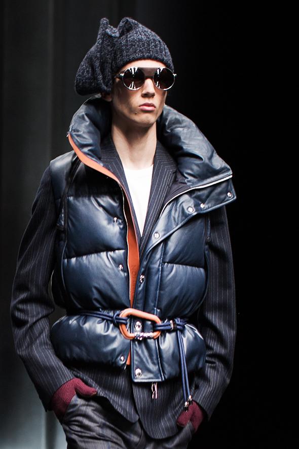 Cheetah Fur Close Up Louis Vuitton Fall/Win...