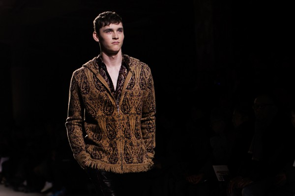 Dries Van Noten Fall/Winter 2013