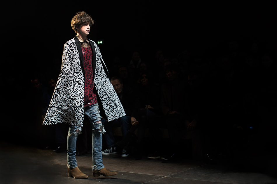 84c2329d76d Saint Laurent Fall/Winter 2013 « The Sartorialist