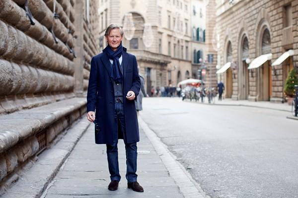 On the Street…..Via degli Strozzi, Florence