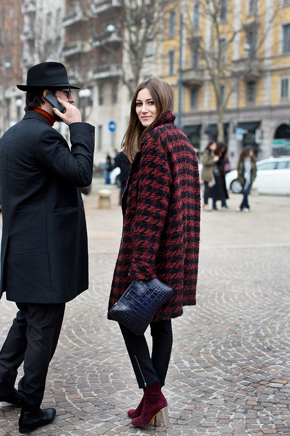 On the Street…. Arco della Pace, Milan « The Sartorialist