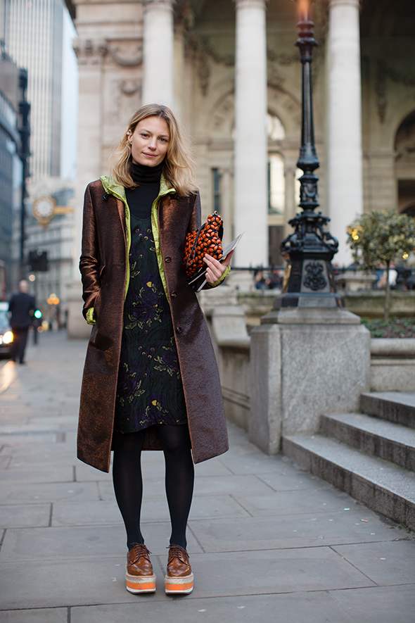 On The Street The Best Of London London 171 The Sartorialist