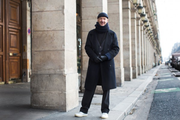 On the Street…..rue de Rivoli, Paris