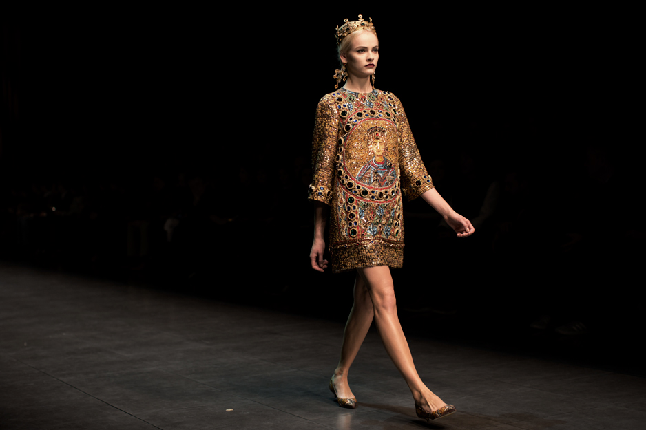 2575802865 Dolce & Gabbana Fall/Winter 2013 « The Sartorialist