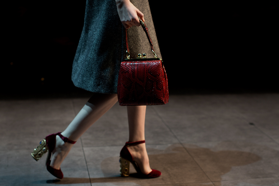 fbbac9a1cabc Dolce   Gabbana Accessories Fall Winter 2013 « The Sartorialist