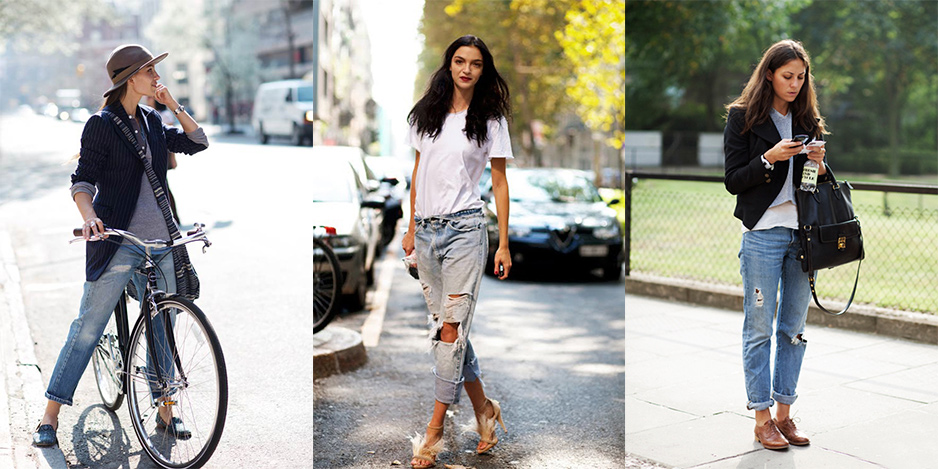 If You're Thinking About….. Ripped Jeans « The Sartorialist