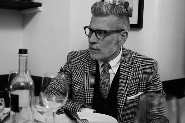 The Sartorialist: Lunch for 25, Edition III Preview