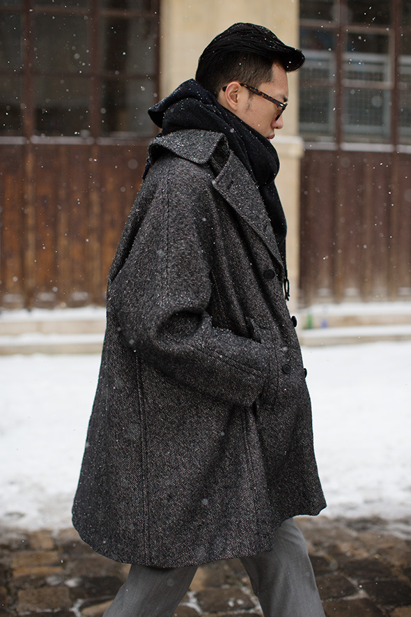 If You're Thinking About…. Herringbone Tweed Coats « The Sartorialist