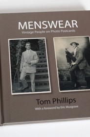 Books..... Menswear by Tom Phillips
