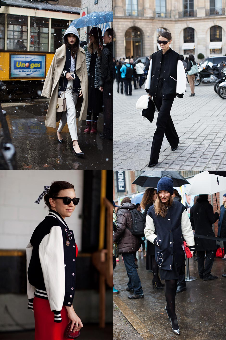 If You're Thinking About……. Baseball Jackets « The Sartorialist