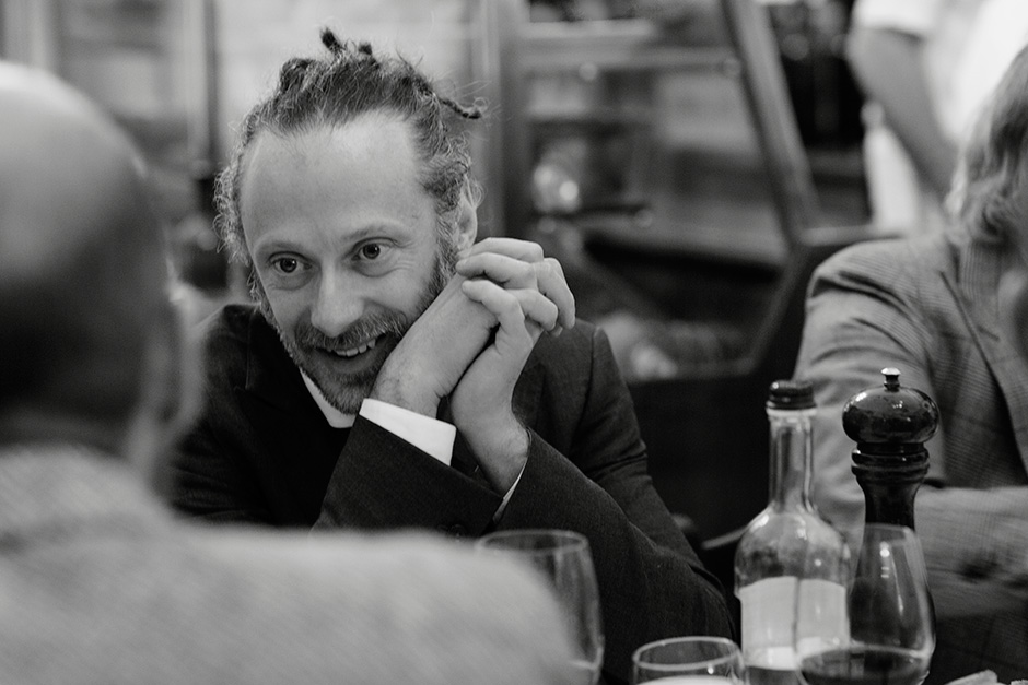 The Sartorialist: Lunch for 25, Edition III Finale