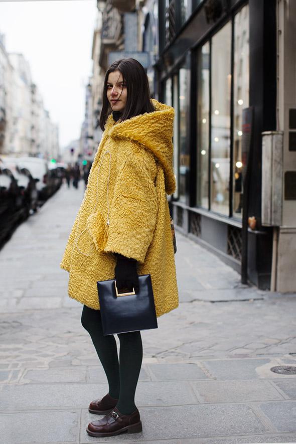 On the Street……Rue Saint-Honoré, Paris
