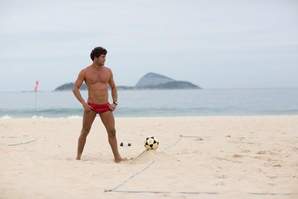 Foot Volley, Rio de Janeiro