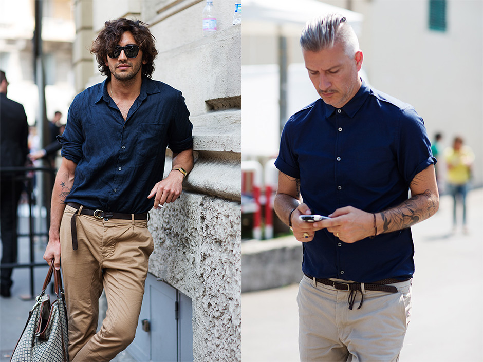 If You're Thinking About……The Perfect Summer Outfit for A Man