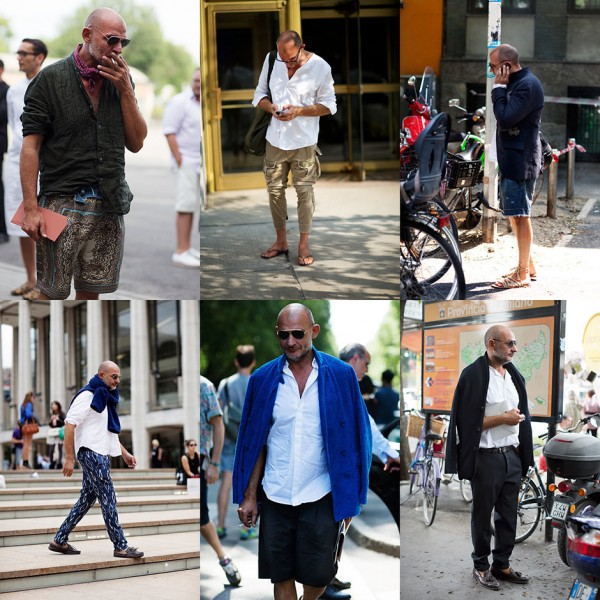 If You're Thinking About….Dressing Like Carlo Alberto Pregnolato This Summer