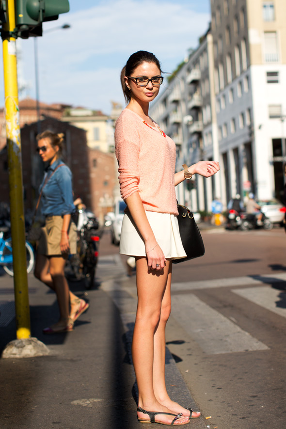 On the Street….One Day in Milan, Milan « The Sartorialist