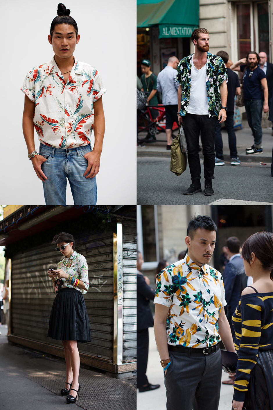 b443b73a If You're Thinking About….Hawaiian Shirts « The Sartorialist