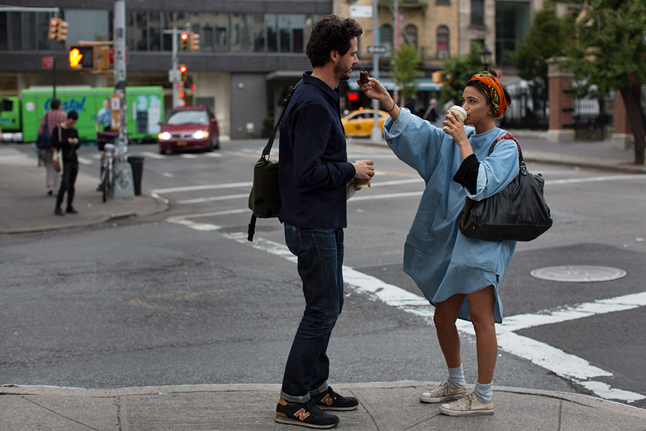 On the Street…..Lafayette St., New York