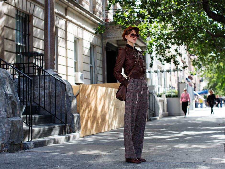 On the Street….Fourteenth St., New York