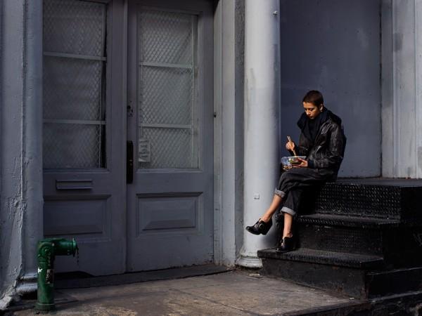 On the Street….Mercer St., New York