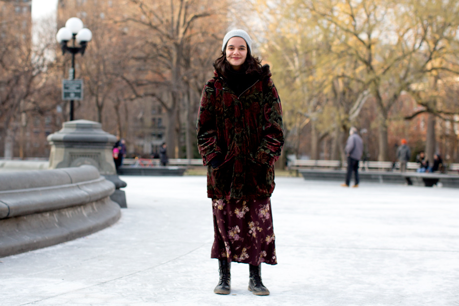 On The Street…Washington Square Park, New York