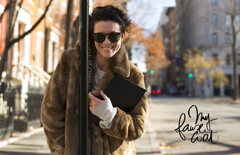 Garance Dor Cyber Monday The Sartorialist