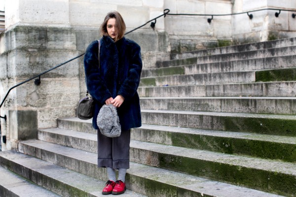 On The Street…Rue Saint-Honoré, Paris