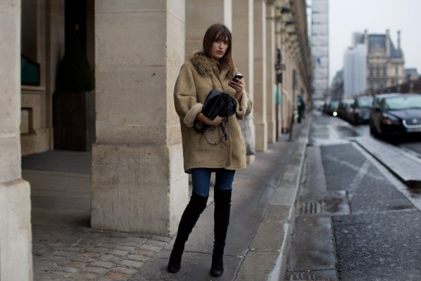 On the Street….rue de Rivoli, Paris