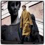 Ermenegildo  Zegna @zegnaofficial F/W 2014 was a great way to kick Milan fashion week. Www.thesartorialist.com
