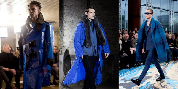 From The Runway…Royal Blue