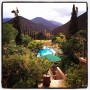 A perfect view of Morocco at Kasbah Tamadot @smithhotels
