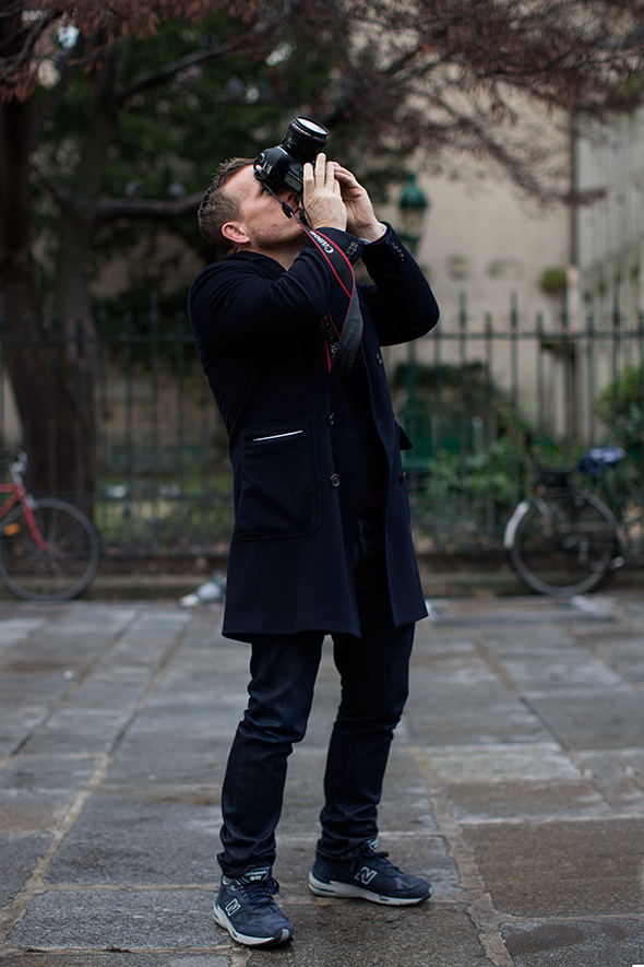 On the Street…..What Was I Shooting? Paris