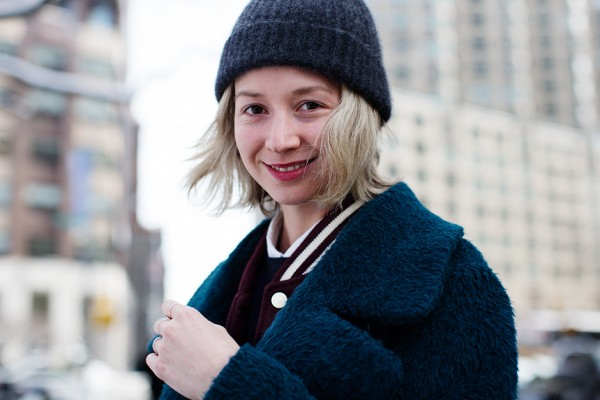 On the Street…..West 60th St., New York