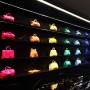 Shopping at Saint Laurent in Bal Harbour, Miami