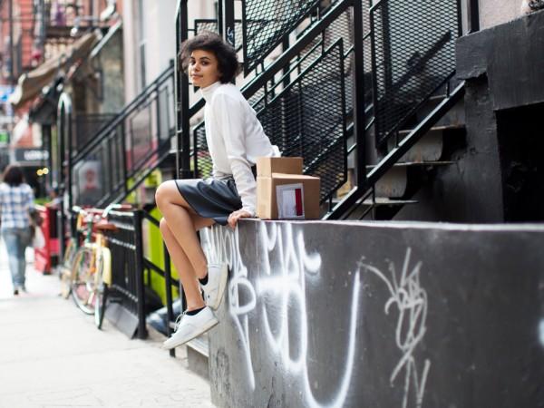 On The Street…. Ludlow St., New York