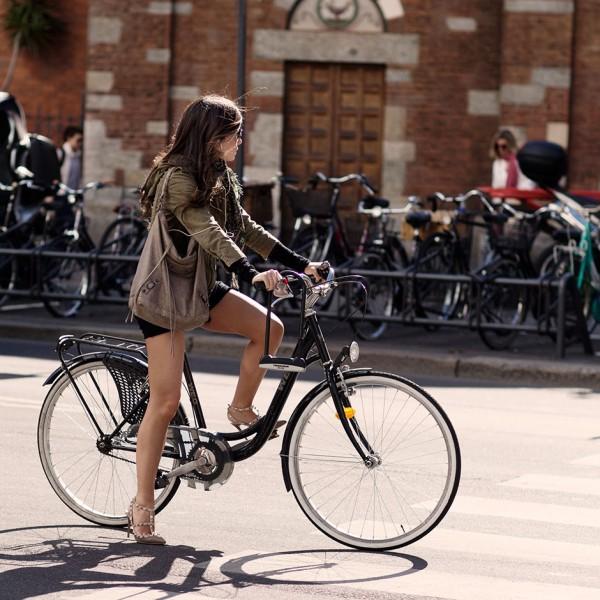 On the Street…..San Babila, Milan
