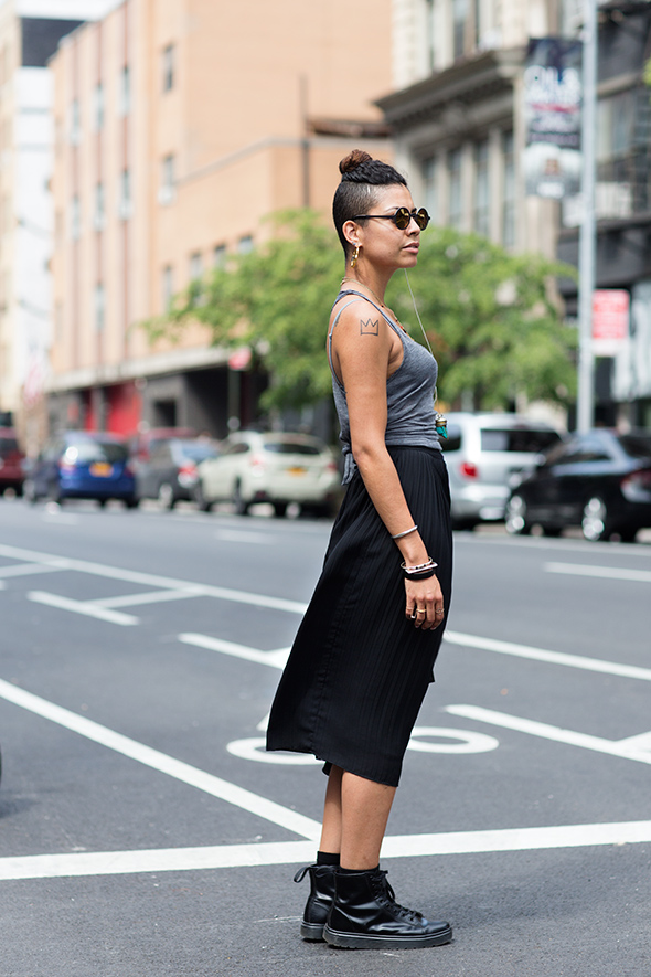 On the Street…Lafayette St., New York