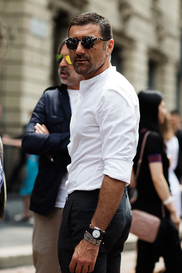 classic italian men fashion - photo #5
