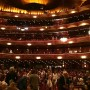 At the beautiful Met Opera House at Lincoln Center to see my little one performing in ABT's Cinderella