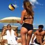 Beach volley, Spiaggia Rimini Gramd Hotel