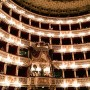 Tonight Madame Butterfly at Teatro di San Carlo 1737, Napoli  This theater is one of Europe's oldest and most prestigious. I loved the music and loved imagining the history that had taken place in this room.