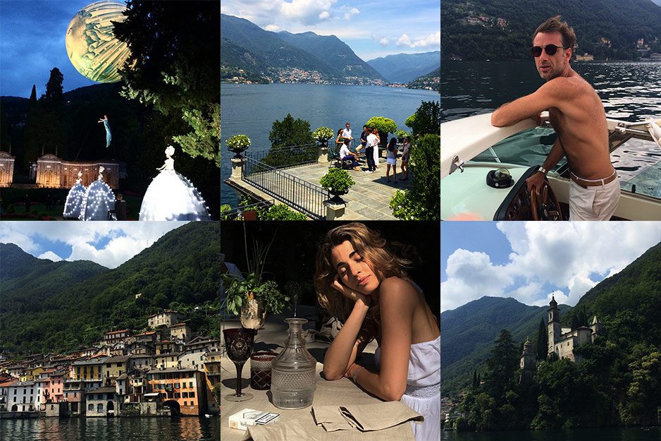 Two Days in Lake Como, Italy