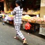 The pajama-in-public trend here in Shanghai is well documented but it's still surprising when you see it first hand. It makes me think I overpacked my suitcase