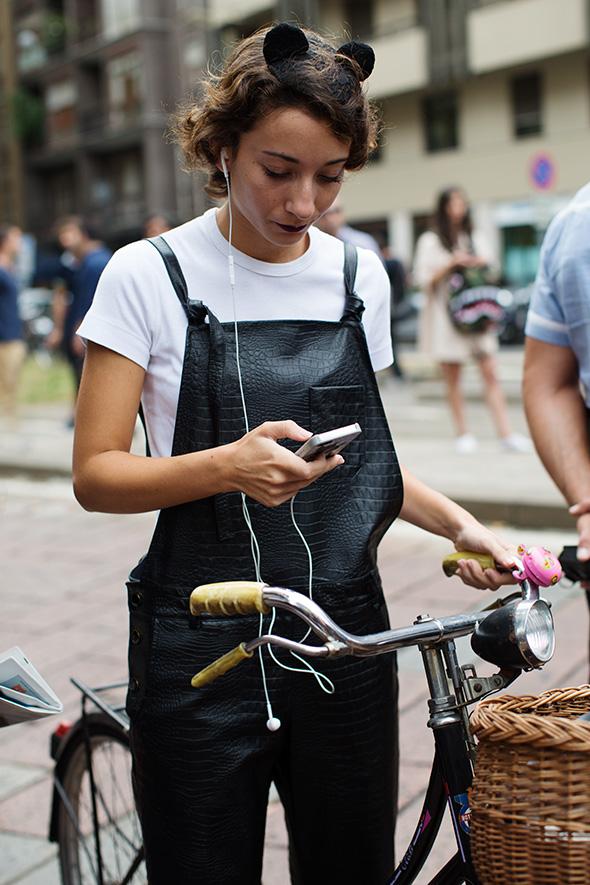 On the Street….Mouseketeers, Milan