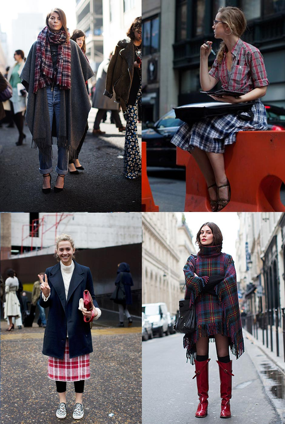 If You're Thinking About….Transitional Plaid