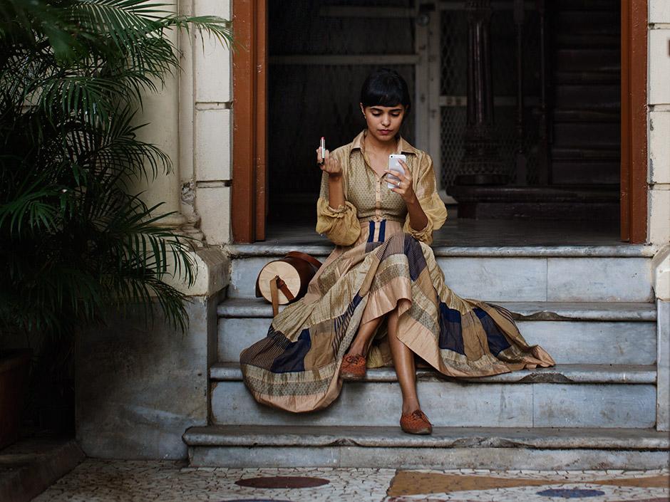 On the Street….Kanika, Mumbai