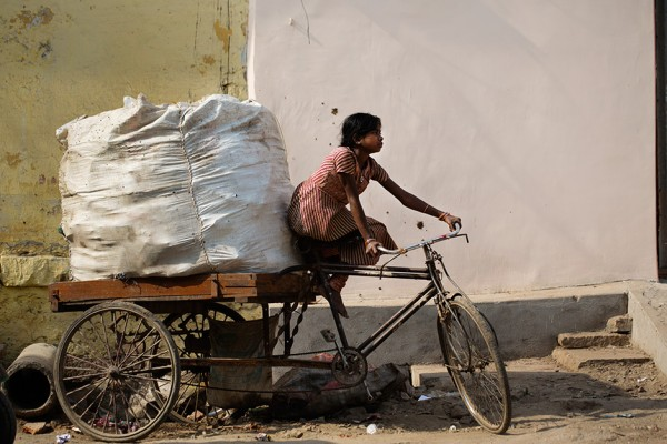 On the Street…Lost In Varanasi, India