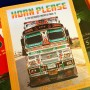 "Leave to my friend @wesdelval of @powerhousebooks to beat me to doing a book, ""Horn Please"", about the lavishly decorated trucks I saw all over India. I guess that saves me from proposing a project I'll never follow-up on doing anyway"